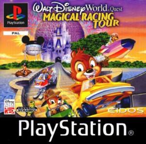 Walt Disney World Quest : Magical Racing Tour sur PS1