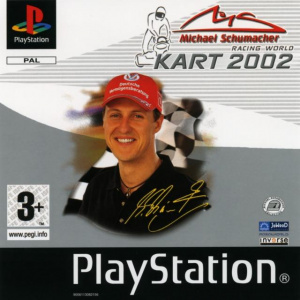Michael Schumacher Racing World Kart 2002 sur PS1