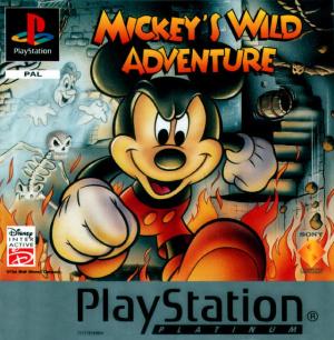 Mickey's Wild Adventure sur PS1