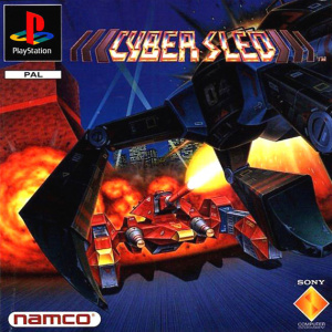 Cybersled sur PS1