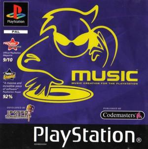Music sur PS1