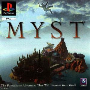 Myst sur PS1