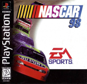 Nascar Racing 98 sur PS1