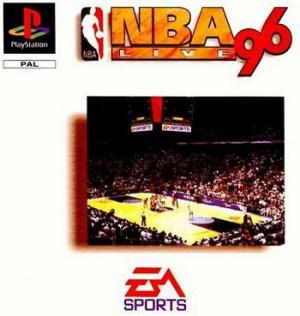 NBA Live 96 sur PS1