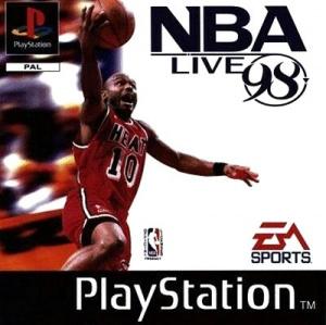 NBA Live 98 sur PS1