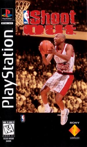 NBA Shoot Out sur PS1