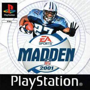 Madden NFL 2001 sur PS1