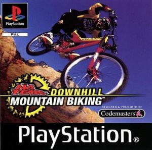 No Fear Downhill Mountain Biking sur PS1
