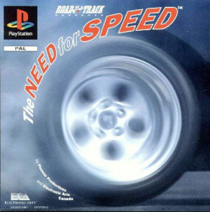The Need for Speed sur PS1