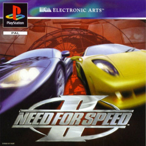 Need for Speed II sur PS1