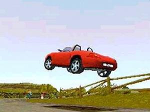 Need For Speed : Porsche 2000