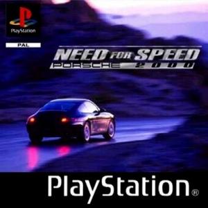 Need for Speed : Porsche 2000 sur PS1