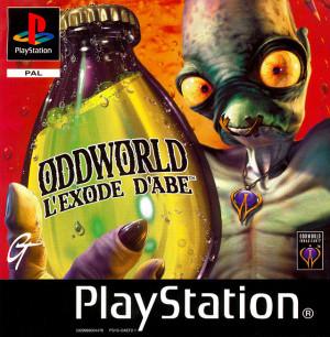 Oddworld : L'Exode d'Abe sur PS1