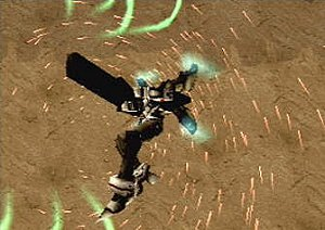 Test de Omega Boost sur PS1 par jeuxvideo com