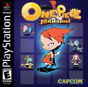 One Piece Mansion sur PS1