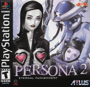 Persona 2 : Eternal Punishment sur PS1