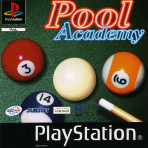 Pool Academy sur PS1