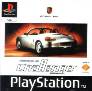 Porsche Challenge sur PS1