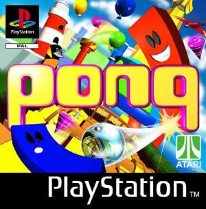 Pong sur PS1