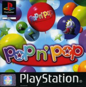 Pop N' Pop sur PS1