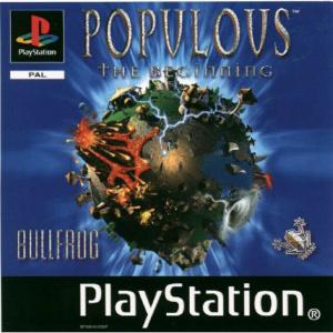 Populous : A l'Aube de la Création sur PS1