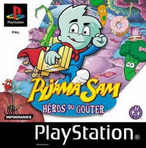 Pyjama Sam : Héros du Goûter sur PS1