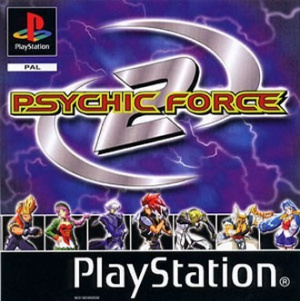 Psychic Force 2