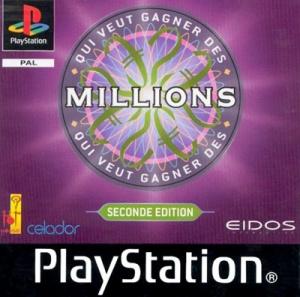 Qui Veut Gagner des Millions : 2ème Edition sur PS1