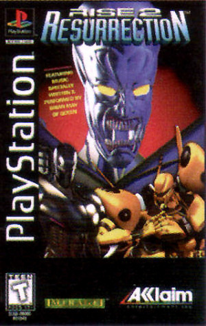 Rise 2 : Resurrection sur PS1