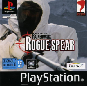 Rainbow Six : Rogue Spear sur PS1