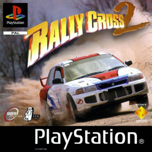 rally cross 2 sur playstation. Black Bedroom Furniture Sets. Home Design Ideas