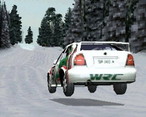 Rally Masters sur PSX