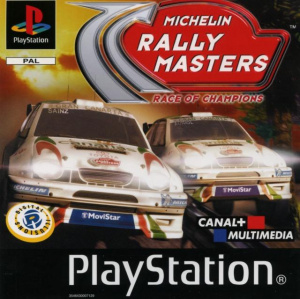 rally masters sur playstation. Black Bedroom Furniture Sets. Home Design Ideas