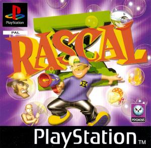 Rascal sur PS1