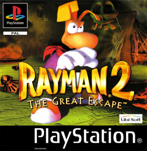 Rayman 2 : The Great Escape sur PS1