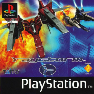 Raystorm sur PS1