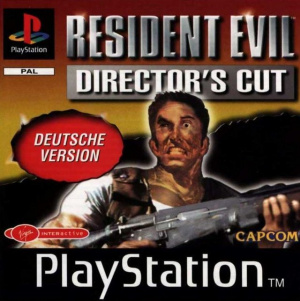 Resident Evil : Director's Cut sur PS1