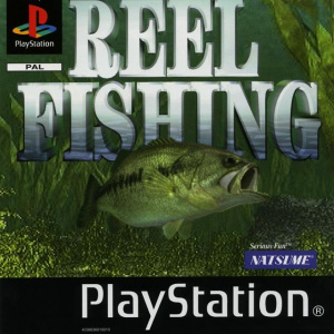 Reel Fishing sur PS1