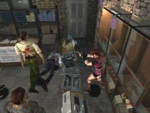 Une version HD de Resident Evil 2 serait sur les rails