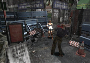 Resident Evil 3 Nemesis