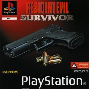 Resident Evil : Survivor sur PS1