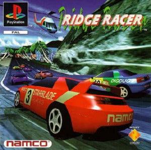 Ridge Racer sur PS1
