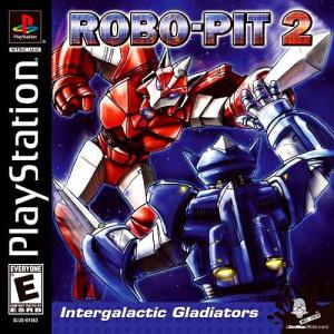 Robo-Pit 2 sur PS1