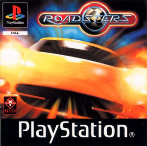 Roadsters sur PS1