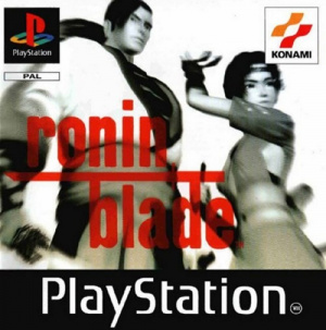 Ronin Blade sur PS1