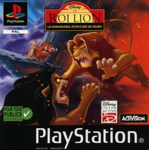 Le Roi Lion : La Formidable Aventure de Simba sur PS1