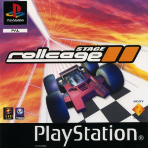 Rollcage : Stage 2 sur PS1