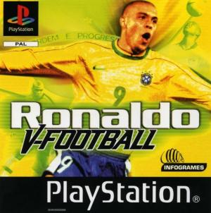 Ronaldo V-Football sur PS1