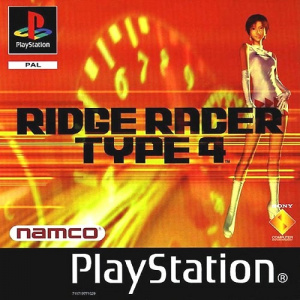Ridge Racer Type 4 sur PS1