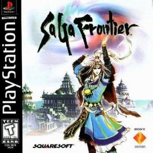 SaGa Frontier sur PS1